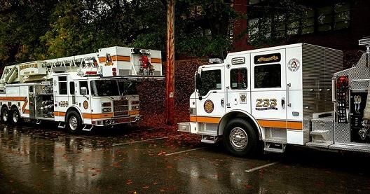 Unity Volunteer Fire Department - Plum Borough, PA
